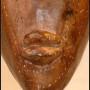 Bamabra mask closeup of bottom