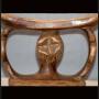 Female headrest back large