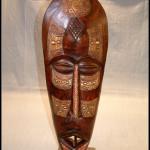 Ghana mask 2 large