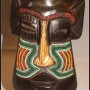 Large Ghana Mask closeup – large