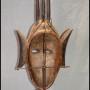 Mali Comb Mask Lrg back
