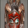 Mali bird mask L middle – African masks