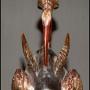 Mali bird mask L top – African masks