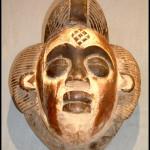 Punu mask - African Art - L