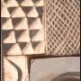 Songye panel close up of top corner large