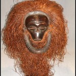 Tchowe mask - large