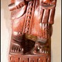 Traditional Yoruba Town Cryer close up of feet large