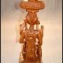 Yoruba Statue Back large