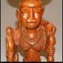 Yoruba Statue middle large