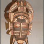 mali mask - African art L