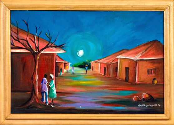 African Culture Art Paintings