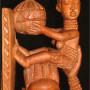 Fakeye Shango and Oya devotee sidea