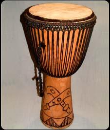 Gjbmbe Drum sword – med