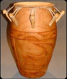 Kapalonga Drum – med