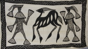 Korohogo_mud cloth Ivory Coast