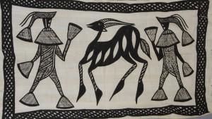 Korohogo_mud cloth Ivory Coast