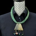 Ethnic statement jewellery