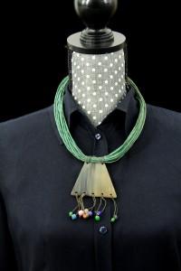 Tribal necklace_handmade jewellery