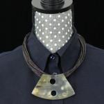 Tribal statemnet necklace